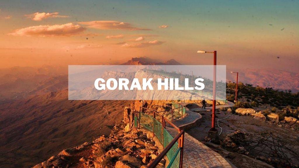 Gorak Hills