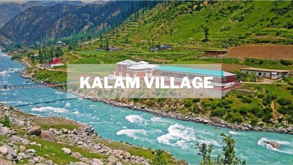 Kalam village