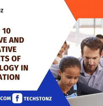 Top 10 Positive and Negative Impacts of Modern Technology for Students in Education