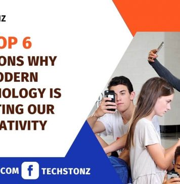 Top 6 Reasons Why Modern Technology is Limiting Our Creativity