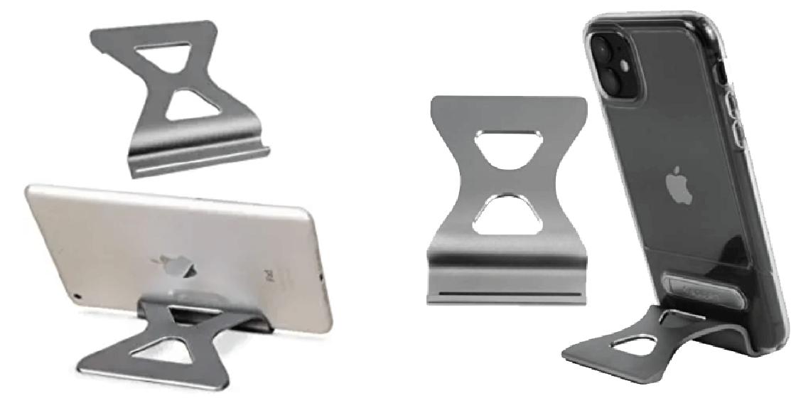Aluminum Desktop Dock Tablet Stand Holder