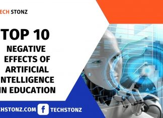 Top 10 Negative Effects of Artificial Intelligence in Education
