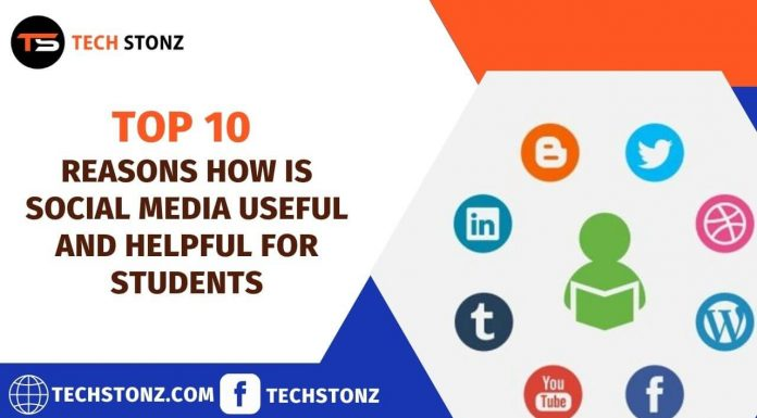 Top 10 Reasons How is Social Media Useful and Helpful for Students