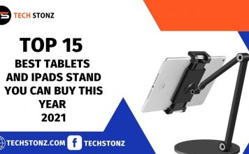 Top 15 Best Tablets and iPads Stand You Can Buy This Year 2021