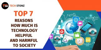 Top 7 Reasons How Much is Technology Helpful and Harmful to Society