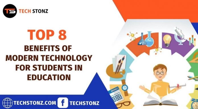 Top 8 Benefits of Modern Technology for Students in Education