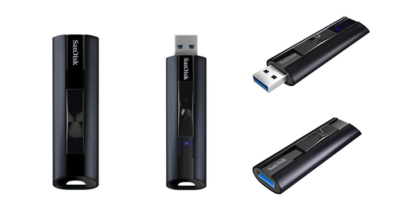 Sandisk Extreme Pro 256GB USB 3.2 Solid State