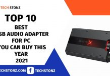 Top 10 Best USB Audio Adapter for PC You Can Buy This Year 2021