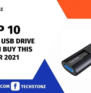 Top 10 Fastest USB Drive 3.1 and 3.2 - You Can Buy This Year 2021