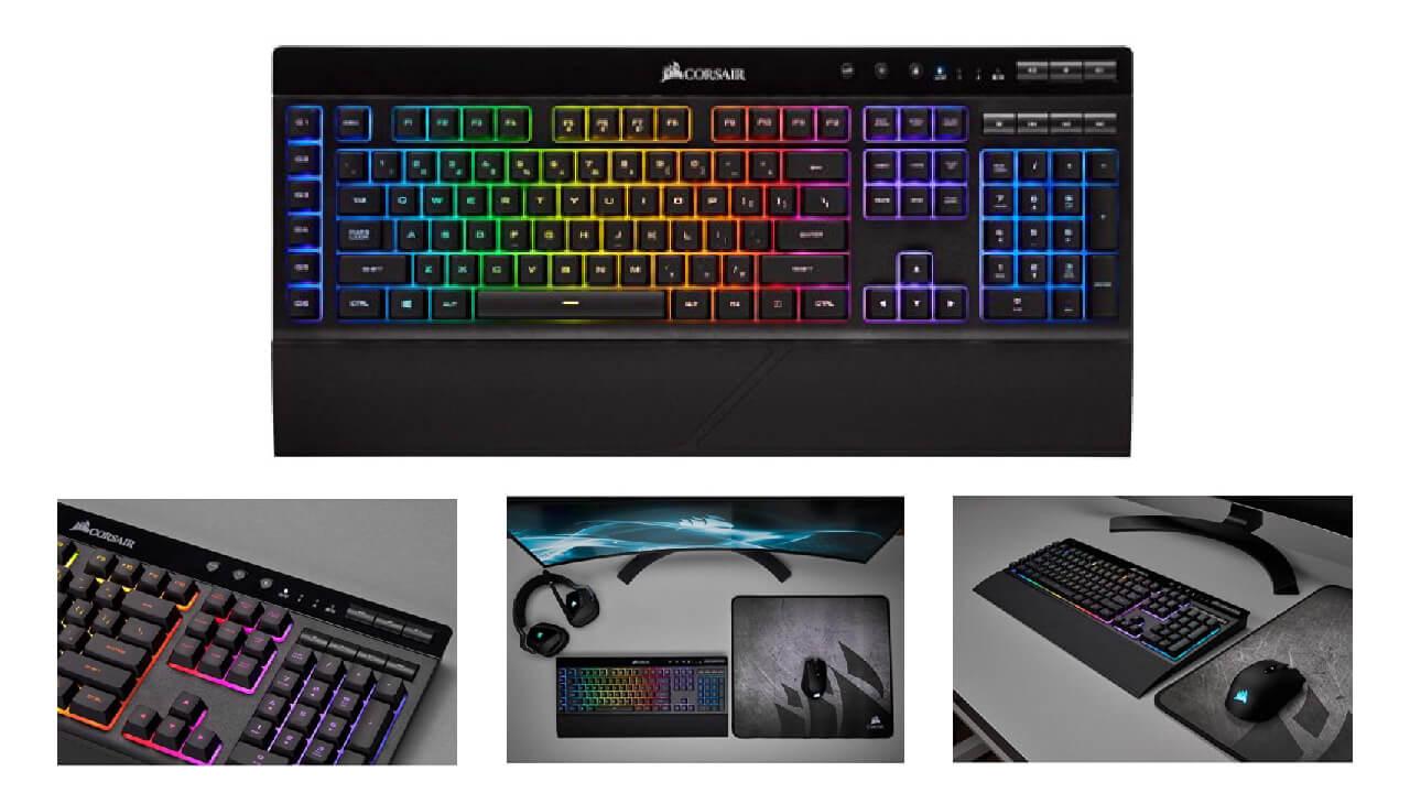 Corsair K57 RGB Wireless Gaming Backlit Keyboard