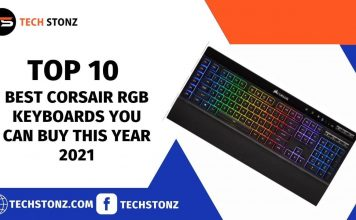 Top 10 Best Corsair RGB Keyboards you Can buy this Year 2021